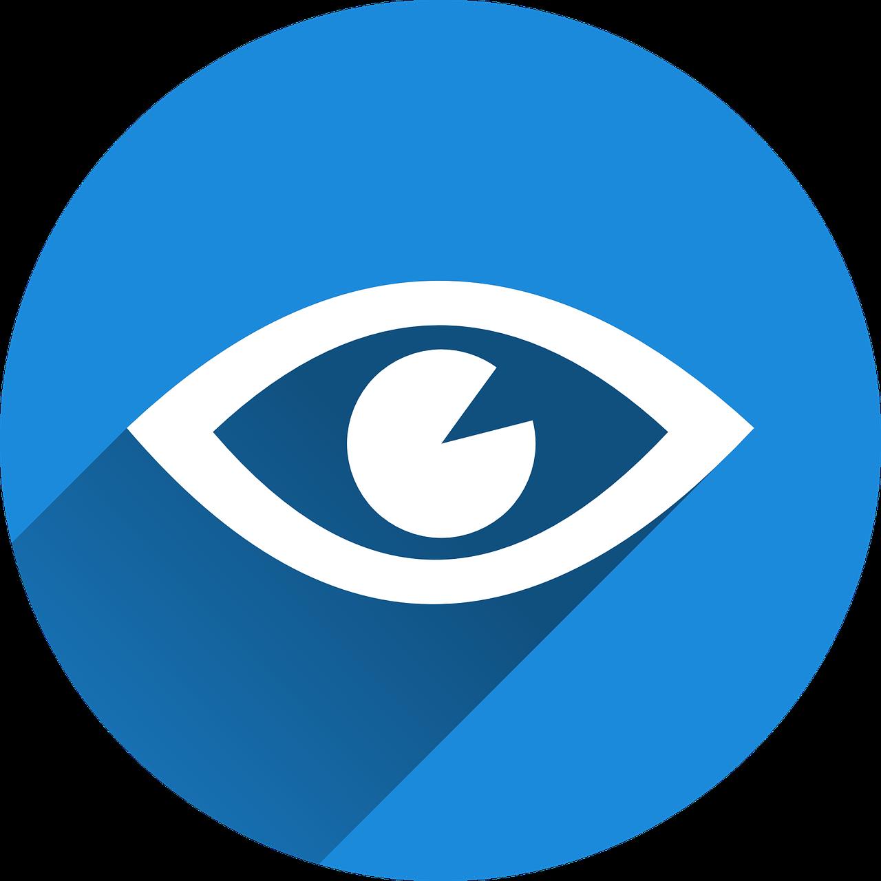 eye, see, viewing